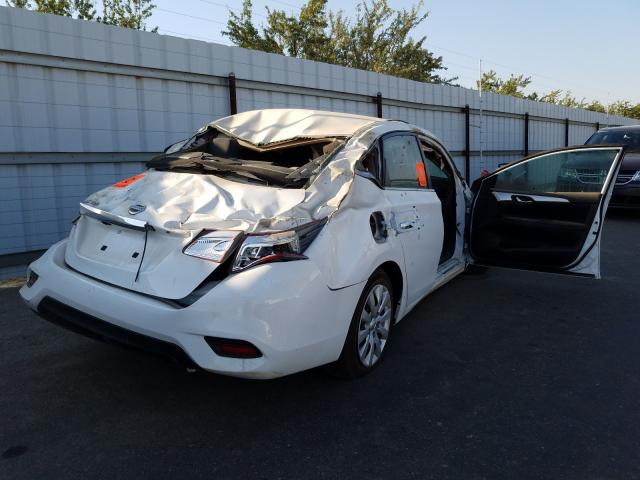 цена в сша 2019 Nissan Sentra S 1.8L 3N1AB7AP2KY346629