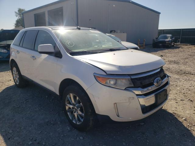 Salvage cars for sale from Copart Sikeston, MO: 2011 Ford Edge SEL