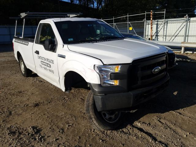 Vehiculos salvage en venta de Copart North Billerica, MA: 2016 Ford F150