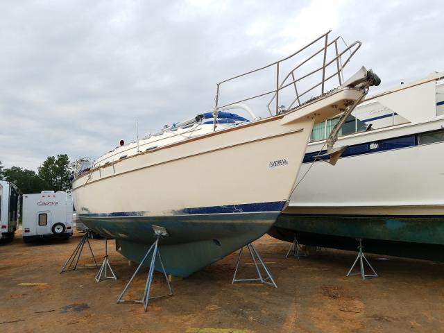 Salvage 1998 Sail BOAT for sale