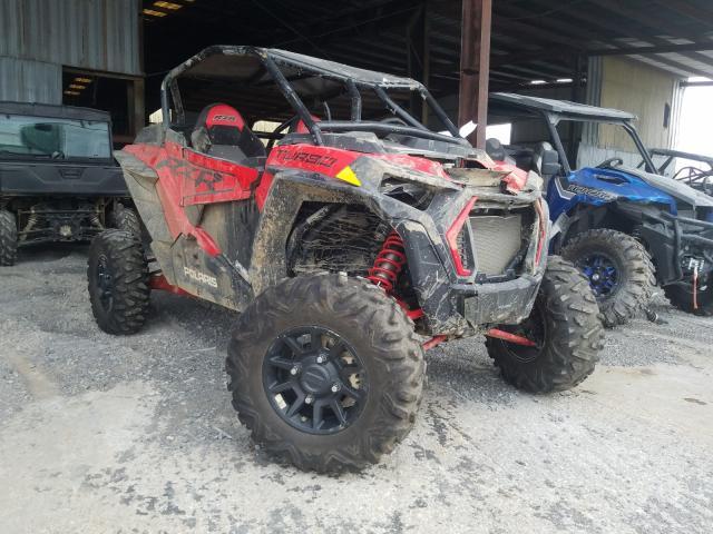 Salvage motorcycles for sale at Lebanon, TN auction: 2020 Polaris RZR XP Turbo