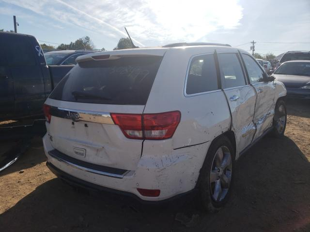 цена в сша 2011 Jeep Grand Cher 5.7L 1J4RR6GT4BC722373