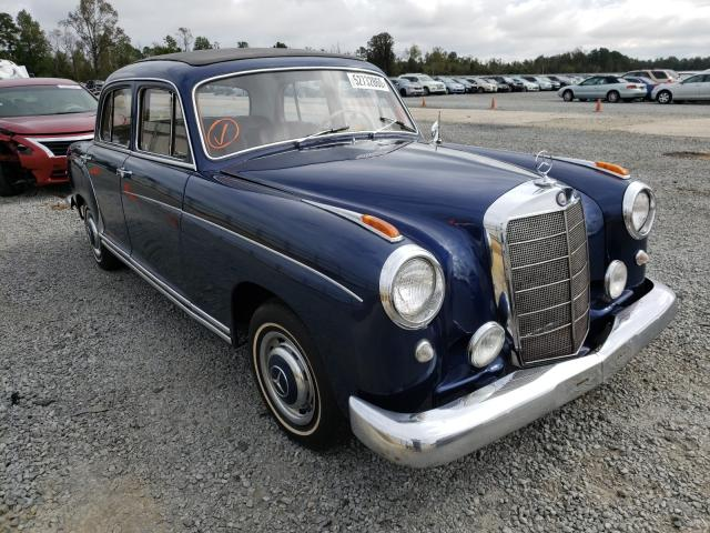 1958 Mercedes-Benz 220S for sale in Lumberton, NC