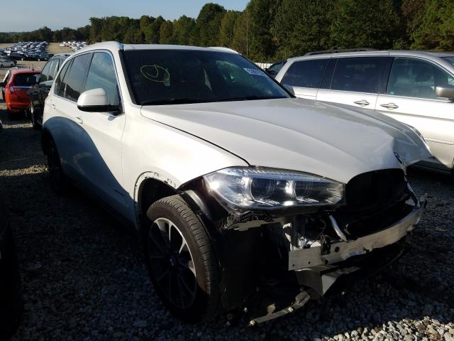 Salvage cars for sale from Copart Gainesville, GA: 2017 BMW X5 SDRIVE3