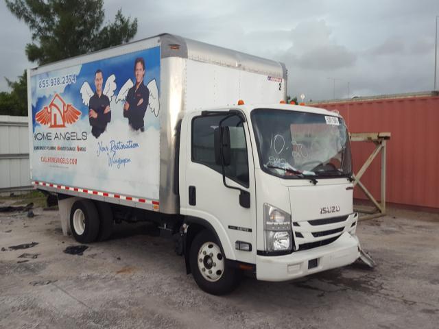Salvage cars for sale from Copart Miami, FL: 2017 Isuzu NPR