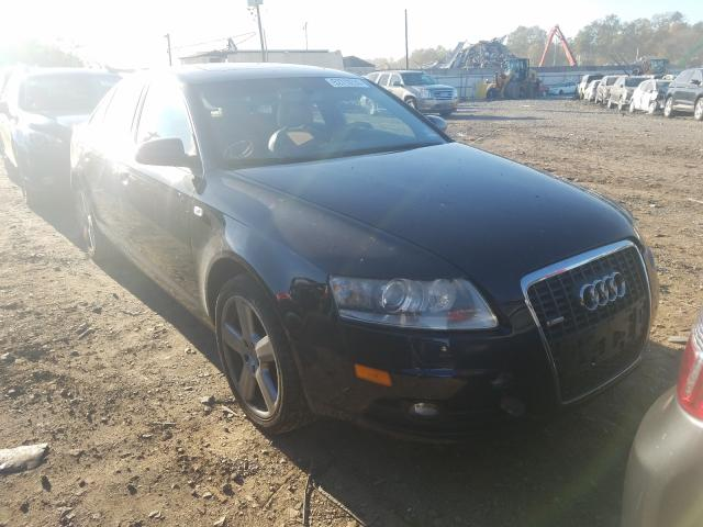 Audi A6 salvage cars for sale: 2008 Audi A6