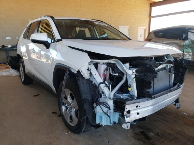 Salvage cars for sale at Tanner, AL auction: 2019 Toyota Rav4 XLE