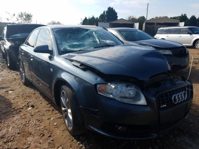 Audi A4 salvage cars for sale: 2008 Audi A4
