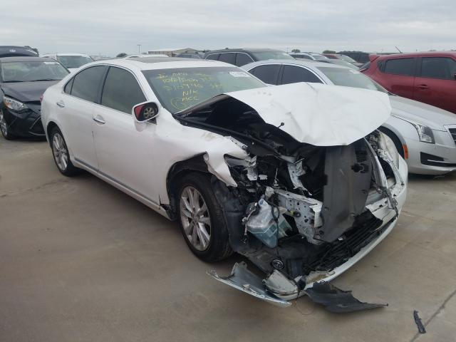 Lexus ES 350 salvage cars for sale: 2012 Lexus ES 350