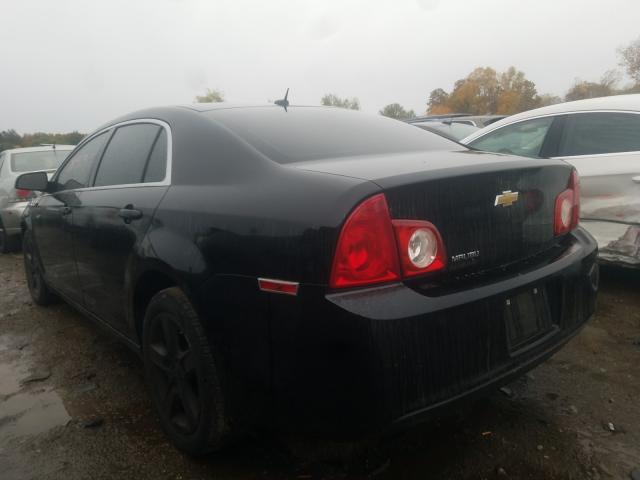 купить 2011 Chevrolet Malibu Ls 2.4L 1G1ZB5E15BF172629