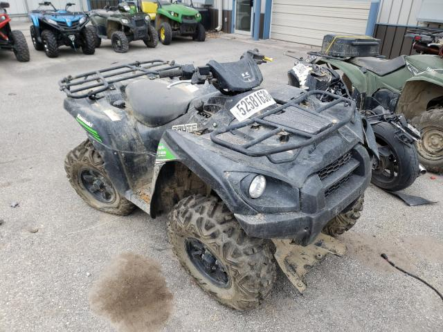 Salvage cars for sale from Copart York Haven, PA: 2020 Kawasaki KVF750 G