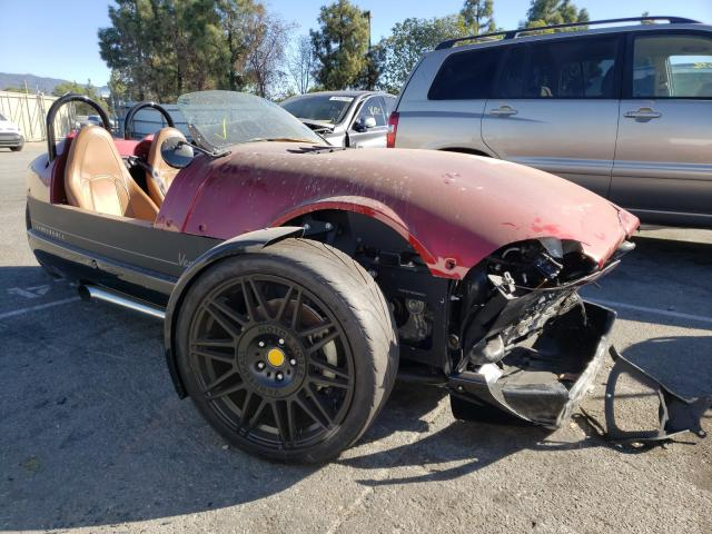 Salvage cars for sale from Copart Rancho Cucamonga, CA: 2020 Vand Venice