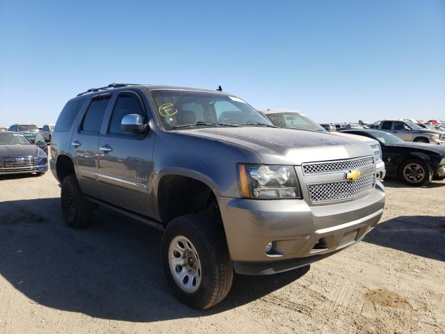 Salvage cars for sale from Copart Amarillo, TX: 2012 Chevrolet Tahoe K150
