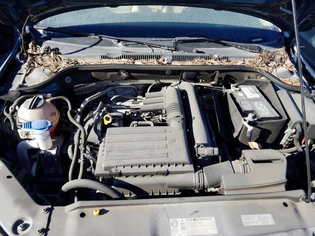 3VWD67AJ7GM245351 2016 Volkswagen Jetta Se 1.4L