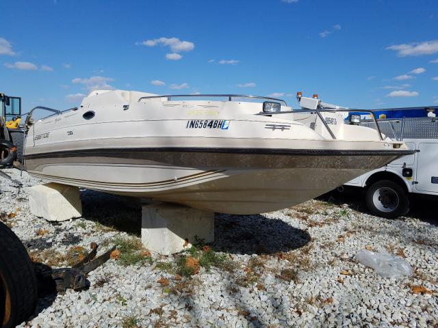 Salvage cars for sale from Copart Cicero, IN: 1997 Ebbtide Boat