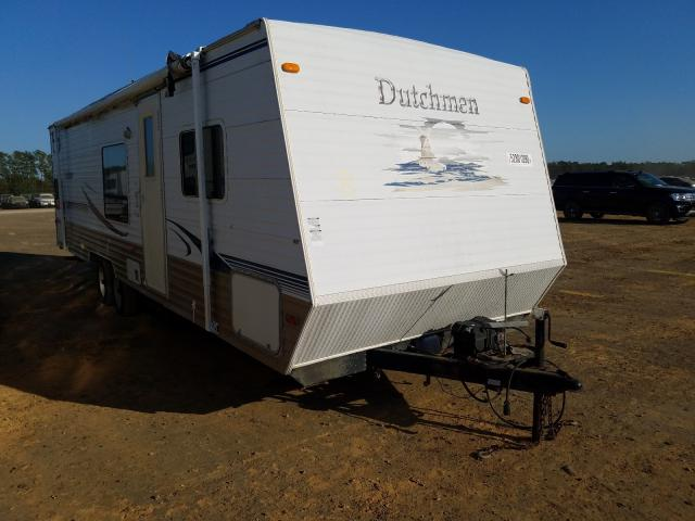 Dtch salvage cars for sale: 2006 Dtch Trailer