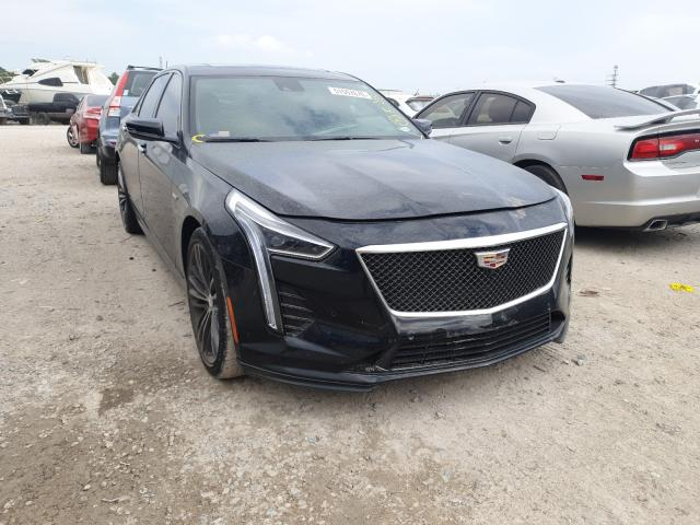 Cadillac CT6-V salvage cars for sale: 2019 Cadillac CT6-V