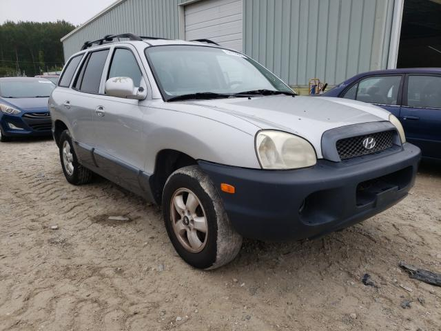 Hyundai Santa FE salvage cars for sale: 2005 Hyundai Santa FE