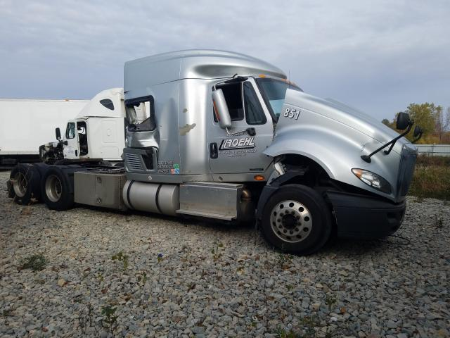 Salvage cars for sale from Copart Appleton, WI: 2017 International Prostar