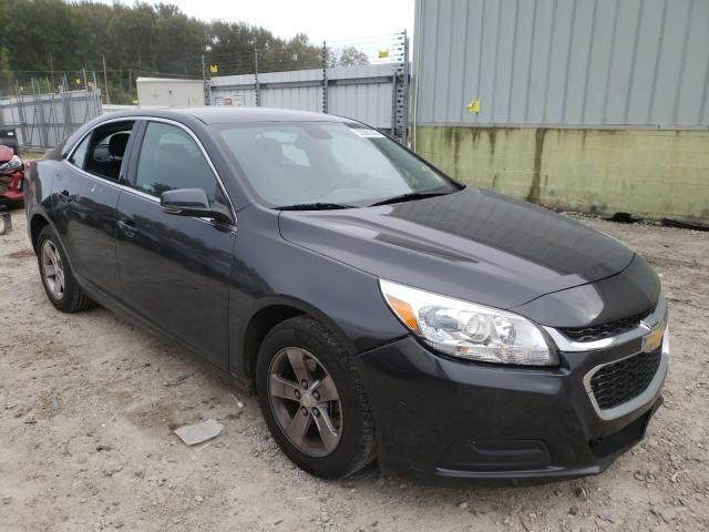Salvage cars for sale from Copart Hampton, VA: 2016 Chevrolet Malibu Limited