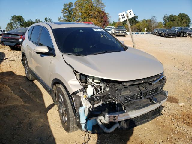 Vehiculos salvage en venta de Copart China Grove, NC: 2019 Honda CR-V EXL