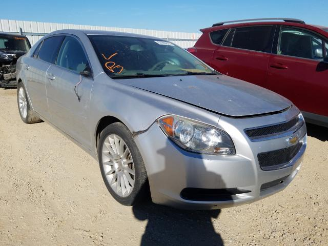 Salvage cars for sale from Copart Anderson, CA: 2012 Chevrolet Malibu LS