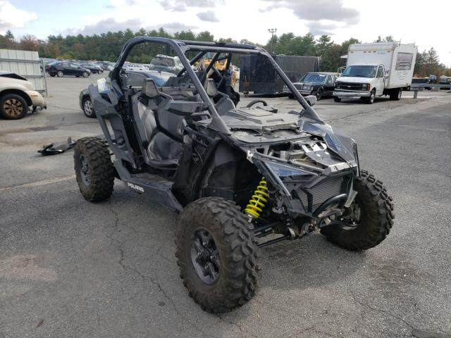 Salvage cars for sale from Copart Exeter, RI: 2020 Polaris RZR PRO XP