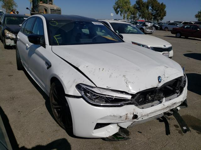 BMW M5 salvage cars for sale: 2019 BMW M5