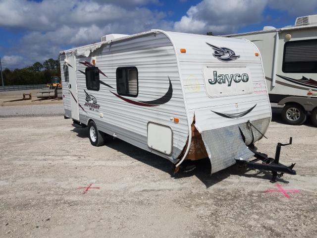 Jayco JAY Flight salvage cars for sale: 2015 Jayco JAY Flight