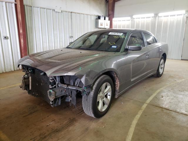 из сша 2012 Dodge Charger Se 3.6L 2C3CDXBG7CH178240