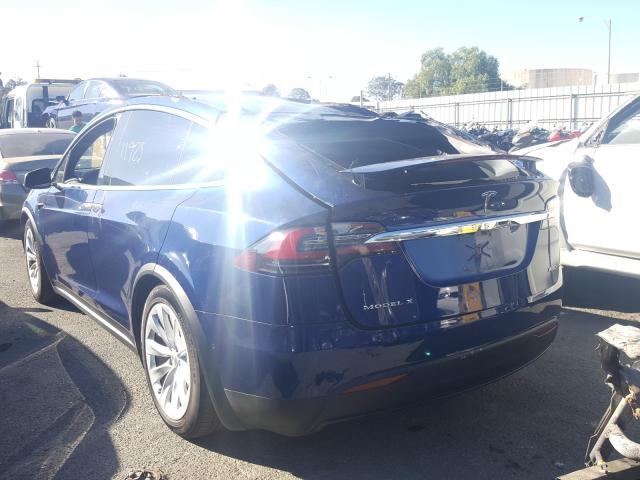 2019 Tesla MODEL X | Vin: 5YJXCDE2XKF155960