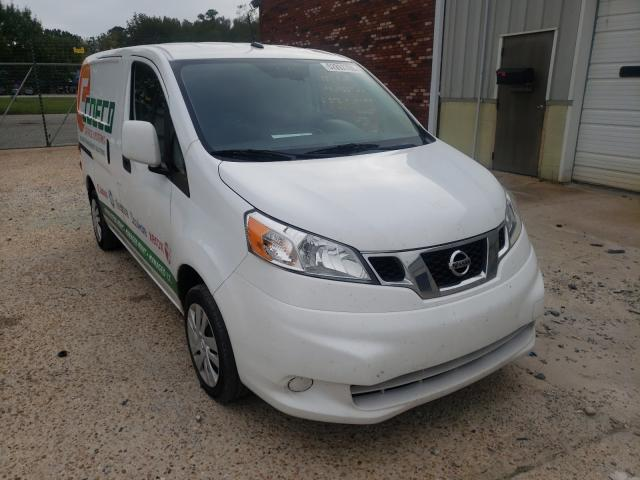 Salvage cars for sale from Copart Hampton, VA: 2018 Nissan NV200 2.5S
