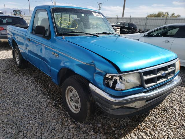 Ford Ranger salvage cars for sale: 1993 Ford Ranger