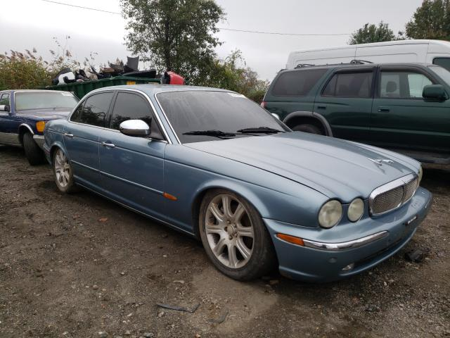 Jaguar salvage cars for sale: 2004 Jaguar Vandenplas