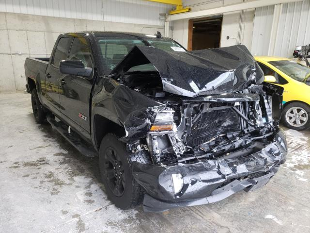Salvage cars for sale from Copart Walton, KY: 2016 Chevrolet Silverado