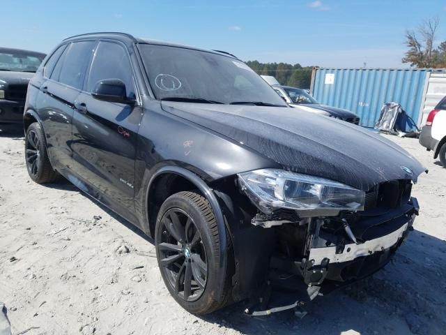 BMW Vehiculos salvage en venta: 2017 BMW X5 XDRIVE4