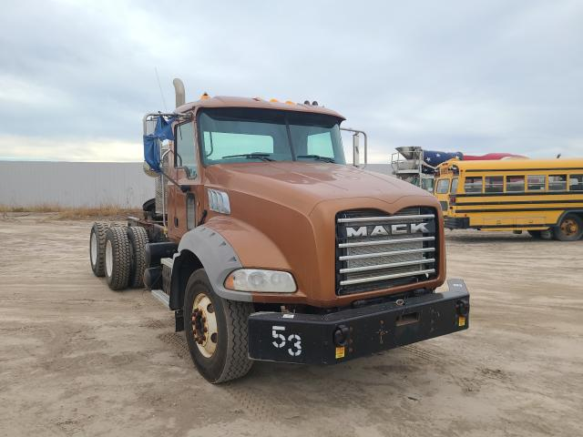 Mack salvage cars for sale: 2015 Mack 800 GU800