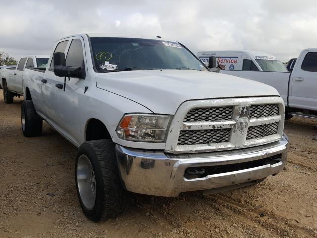 Salvage cars for sale from Copart San Antonio, TX: 2014 Dodge RAM 2500 ST