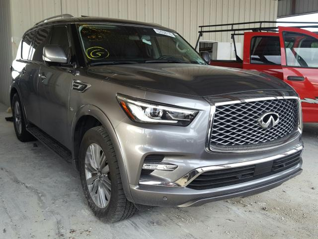 Salvage cars for sale from Copart Homestead, FL: 2018 Infiniti QX80 Base
