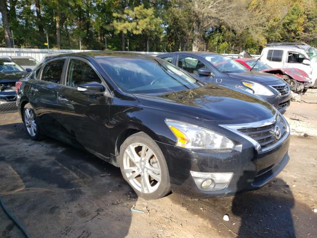 Salvage cars for sale at Austell, GA auction: 2013 Nissan Altima 3.5