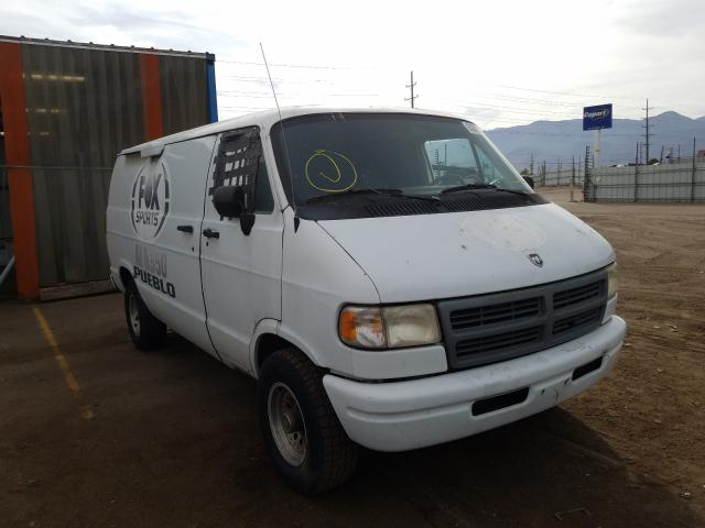 1997 Dodge RAM Van B2 en venta en Colorado Springs, CO