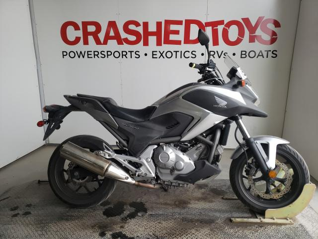 Honda NC700X salvage cars for sale: 2012 Honda NC700X
