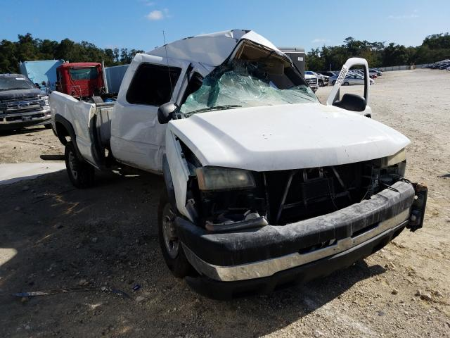 Salvage cars for sale from Copart Ocala, FL: 2007 Chevrolet Silverado