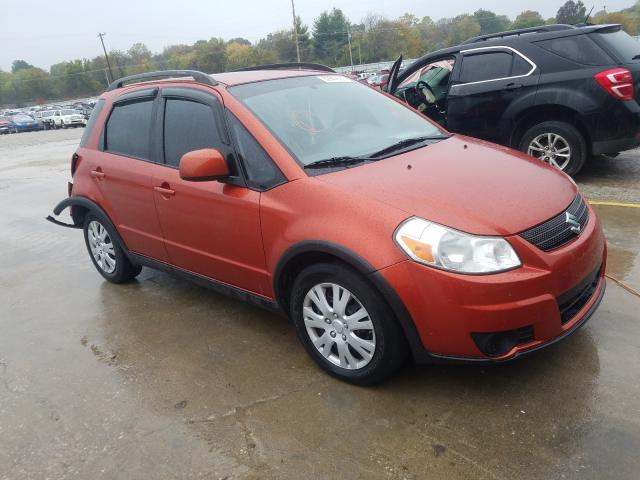 Suzuki SX4 salvage cars for sale: 2010 Suzuki SX4