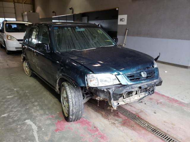 Salvage cars for sale from Copart Sandston, VA: 1998 Honda CR-V LX