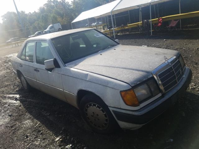 Mercedes-Benz 300E salvage cars for sale: 1991 Mercedes-Benz 300E