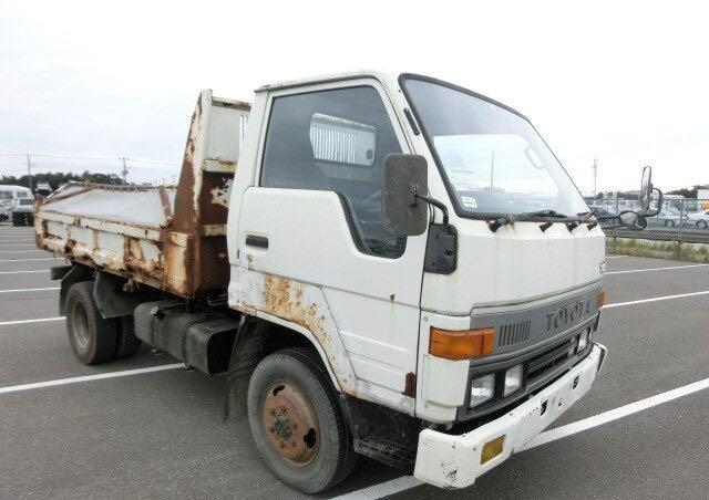 Salvage cars for sale from Copart North Billerica, MA: 1993 Toyota 1 TON Truc
