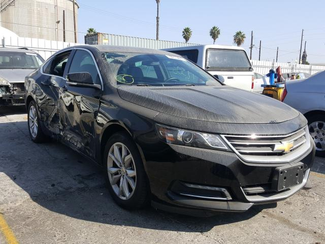 Salvage cars for sale from Copart Wilmington, CA: 2019 Chevrolet Impala LT