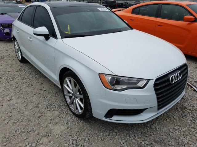 Audi A3 salvage cars for sale: 2015 Audi A3