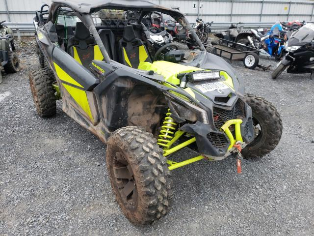 Can-Am Maverick salvage cars for sale: 2020 Can-Am Maverick